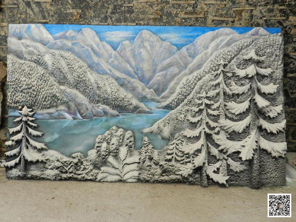 郑州景观浮雕