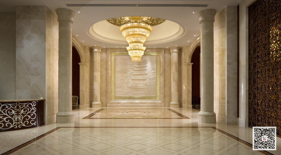 开封酒店大堂浮雕